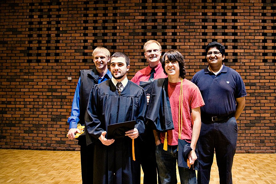 Kettering University Graduation