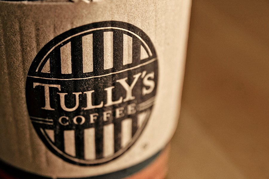 Coffee at Tullys Seattle