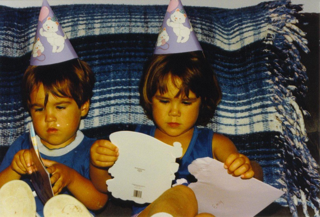My 5th Birthday