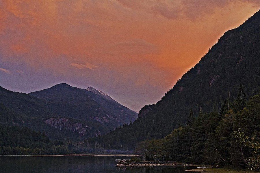 Diablo Lake, WA