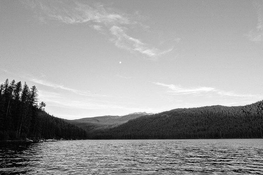 Montana at Dawn