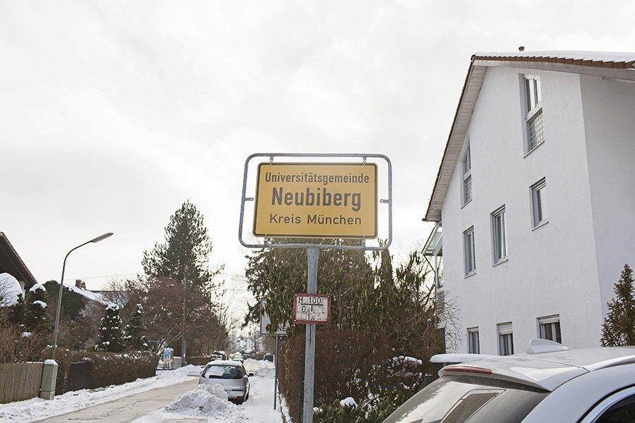 Munich suburbs