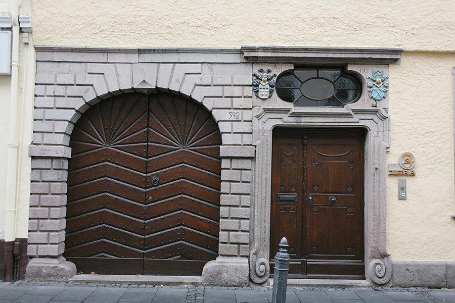 Doors of Germany