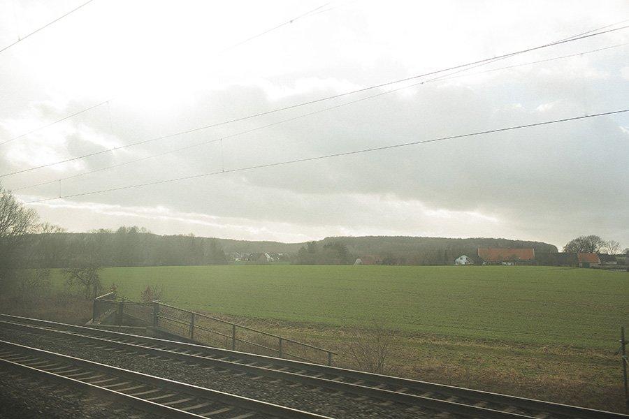 Train Travel in Germany