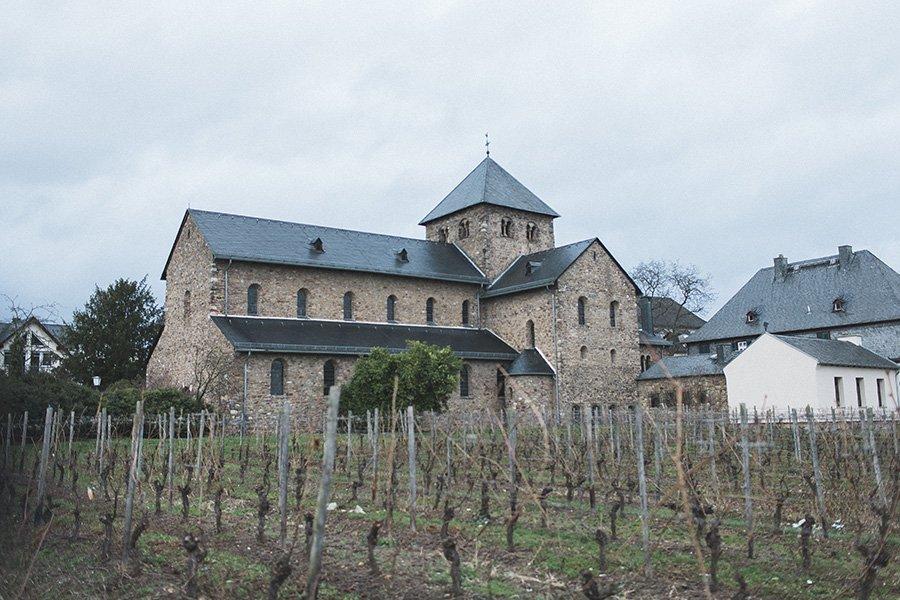 Mittelheim Catholic Church