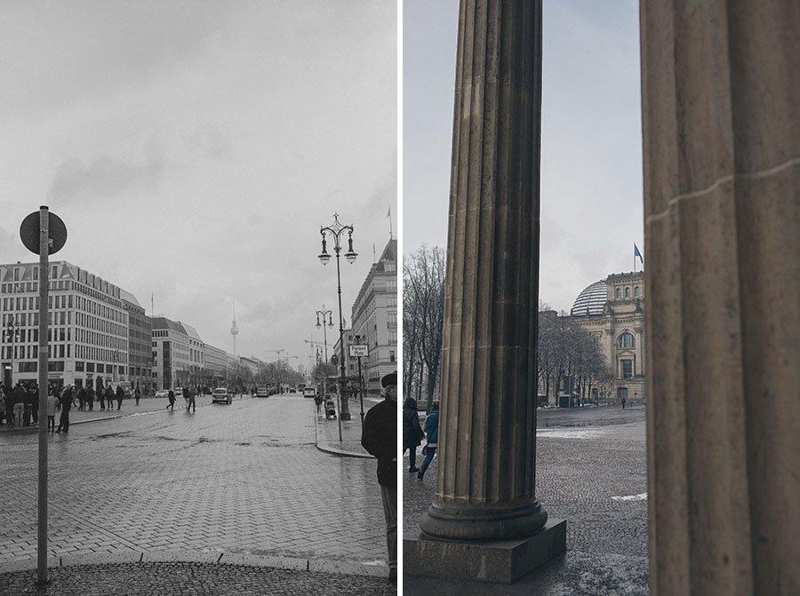 Brandenburg Gate Berlin Pariser Platz