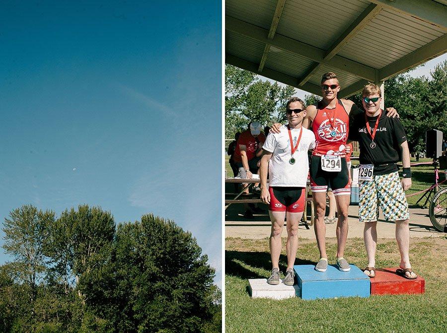 Ellensburg Triathlon Budu Racing
