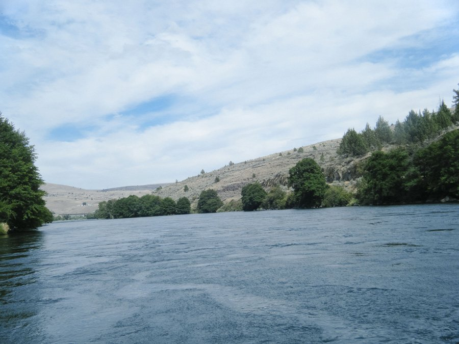 Rafting the Deschutes — Maupin, OR