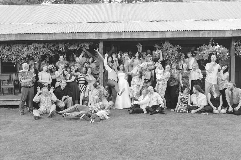 Alaine Amp Dan Mazama Ranch House Wedding Part Two