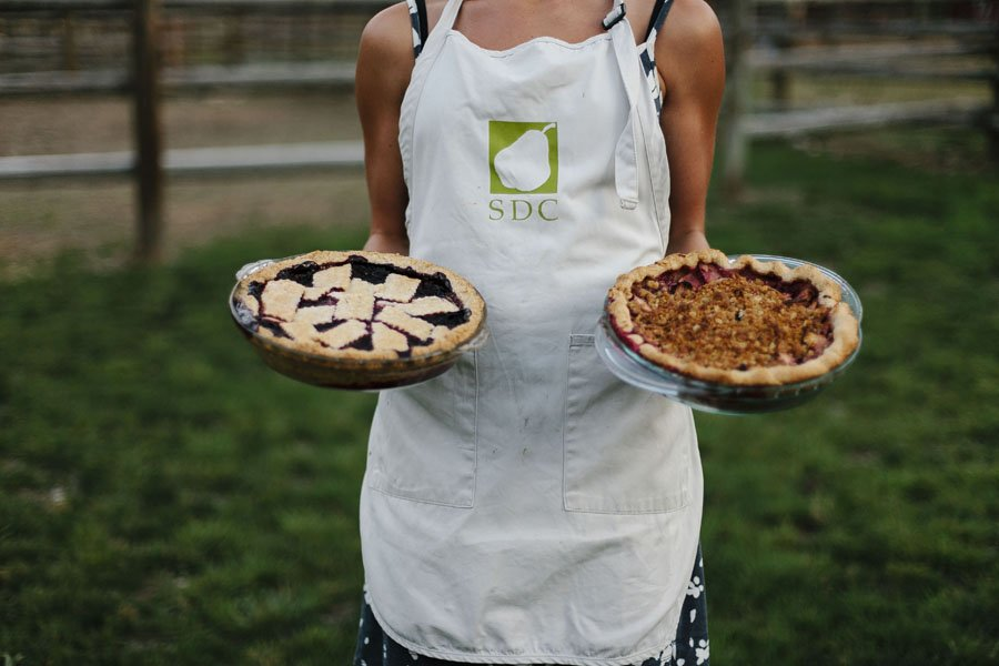Stew Dietz Catering Methow Valley