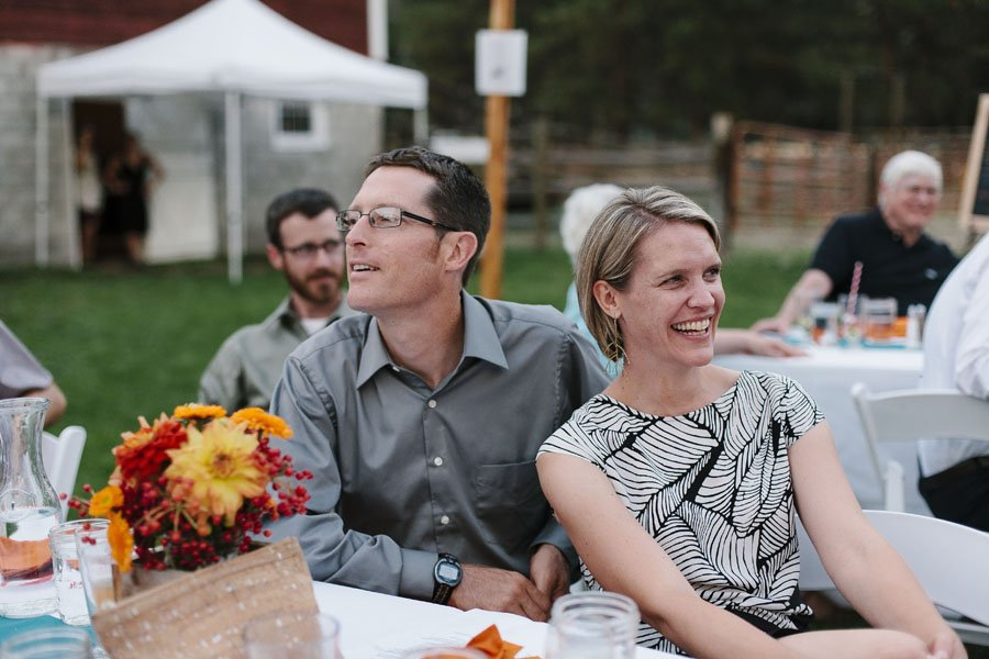 Mazama Ranch House Wedding