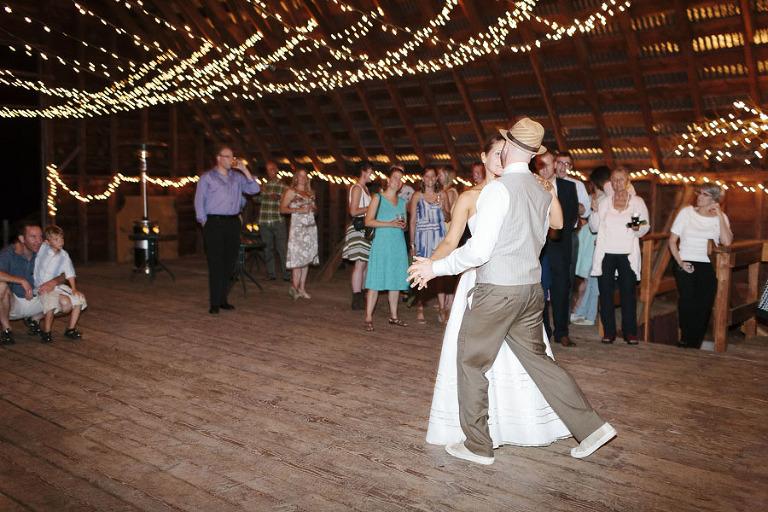 Mazama Ranch House Wedding