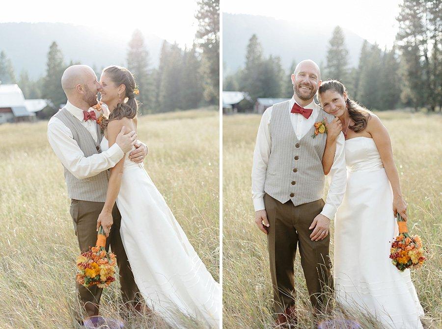 Methow Valley Wedding Photography