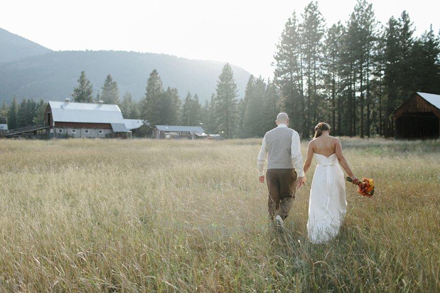Winthrop Wedding Photography