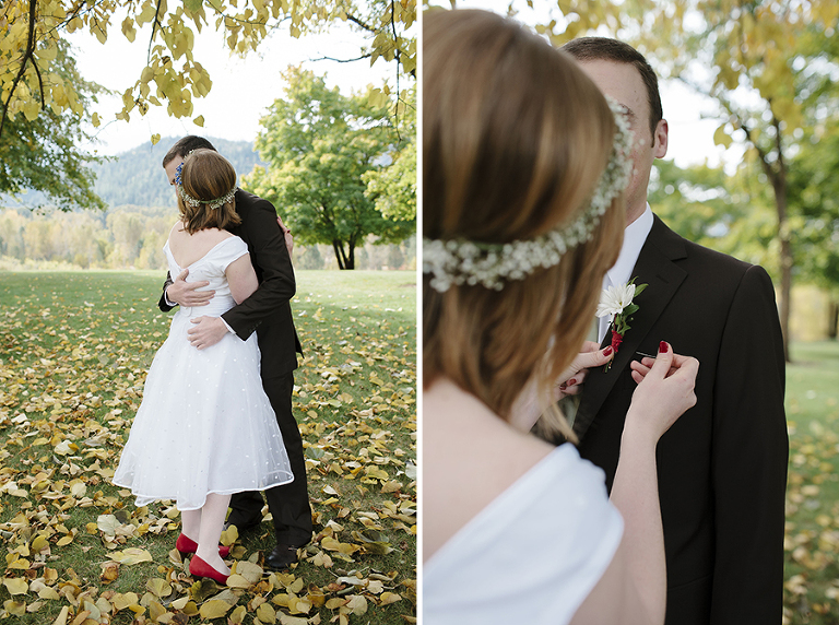 Fall Wedding Photography // Emily Wenzel Photography