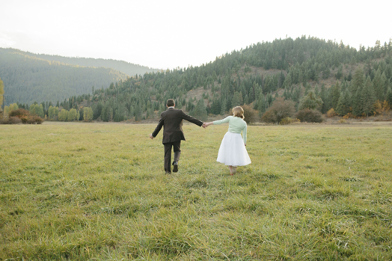 North Idaho Wedding Photography // Emily Wenzel Photography