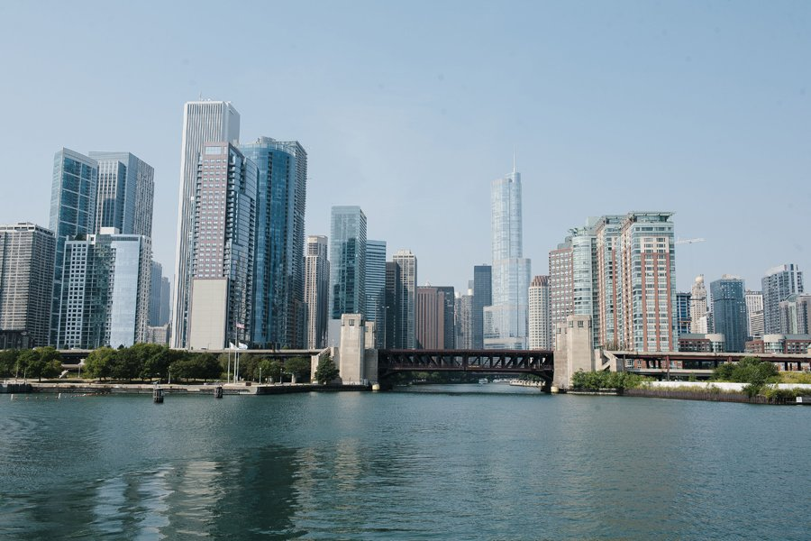 Chicago Architectural Tour // Emily Wenzel Photography