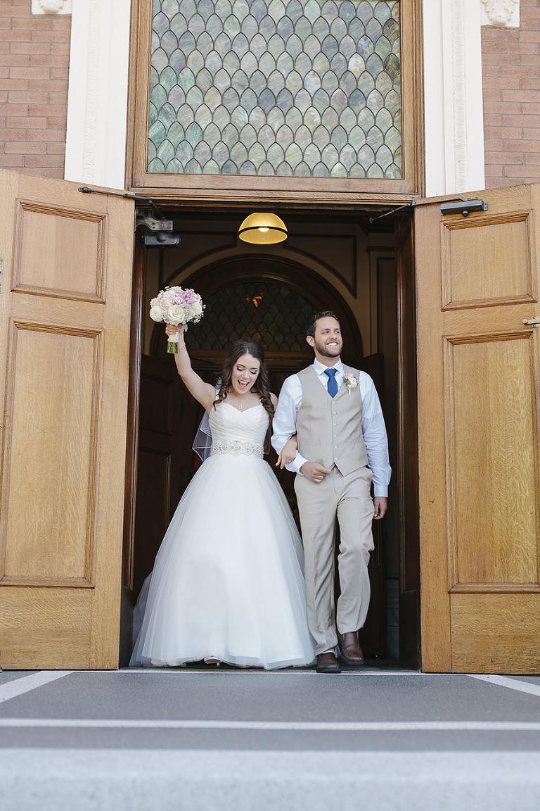 St Aloysius Gonzaga Wedding // Emily Wenzel Photography