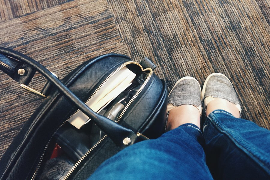 ONA Bags Chelsea PDX Airport // Emily Wenzel Photography
