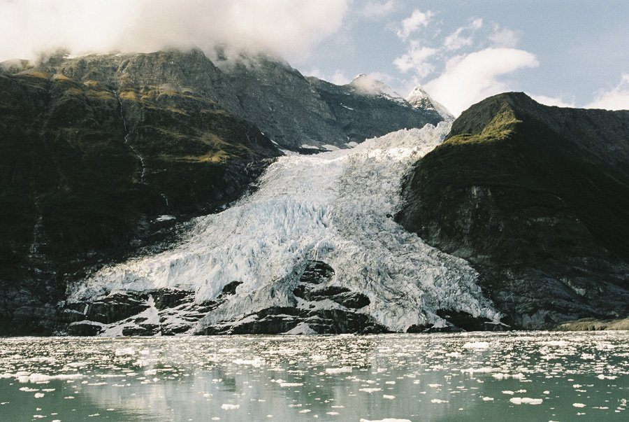Wittier Glacier Cruise // Emily Wenzel Photography
