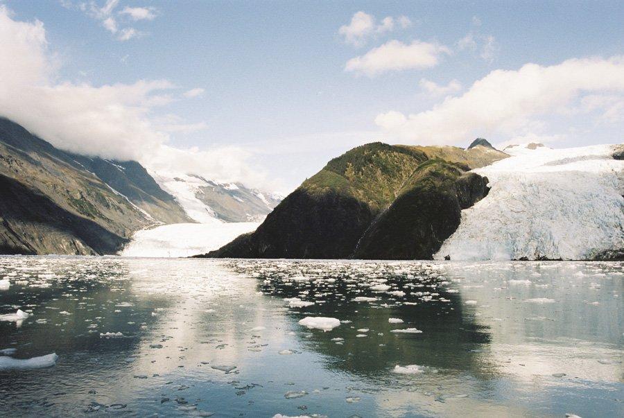 Wittier Glacier Cruise // Emily Wenzel Photography