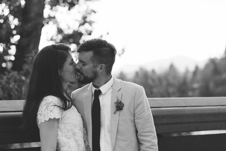 North Cascades Wedding // Emily Wenzel Photography