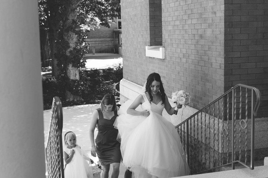 Gonzaga University Wedding // Emily Wenzel Photography