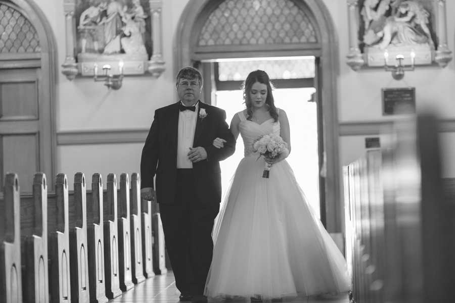 Catholic Wedding Photographer // Emily Wenzel Photography