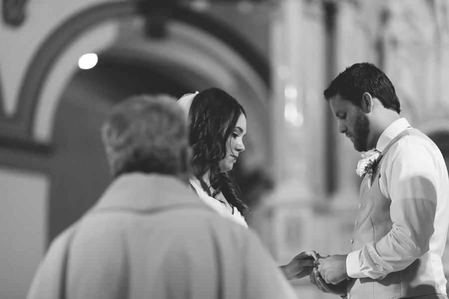 Catholic Wedding Photographer // Emily Wenzel Photography