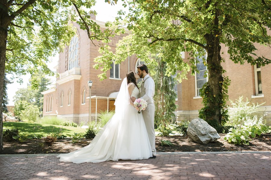 St Aloysius Wedding // Emily Wenzel Photography