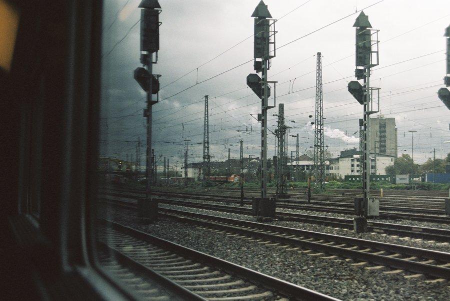 Frankfurt on Film // Emily Wenzel Photography