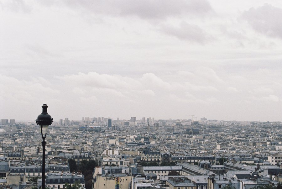 Paris on Film // Emily Wenzel Photography