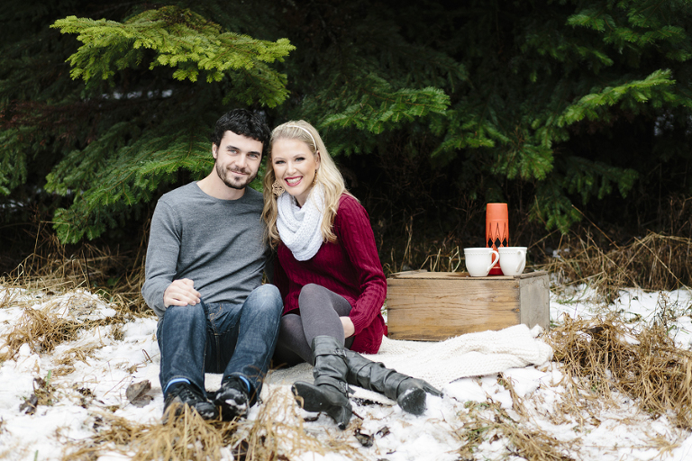 Styled Fall Family Session // Emily Wenzel Photography