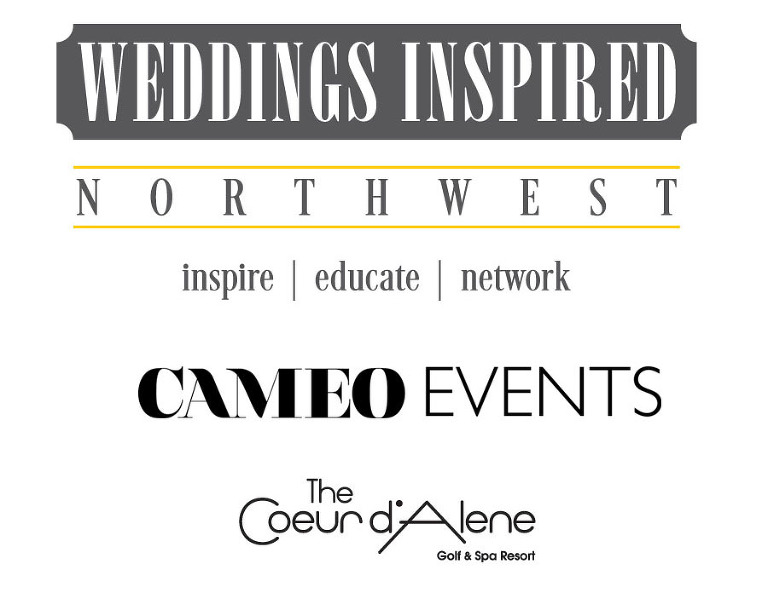 Weddings Inspired Northwest // Cameo Events