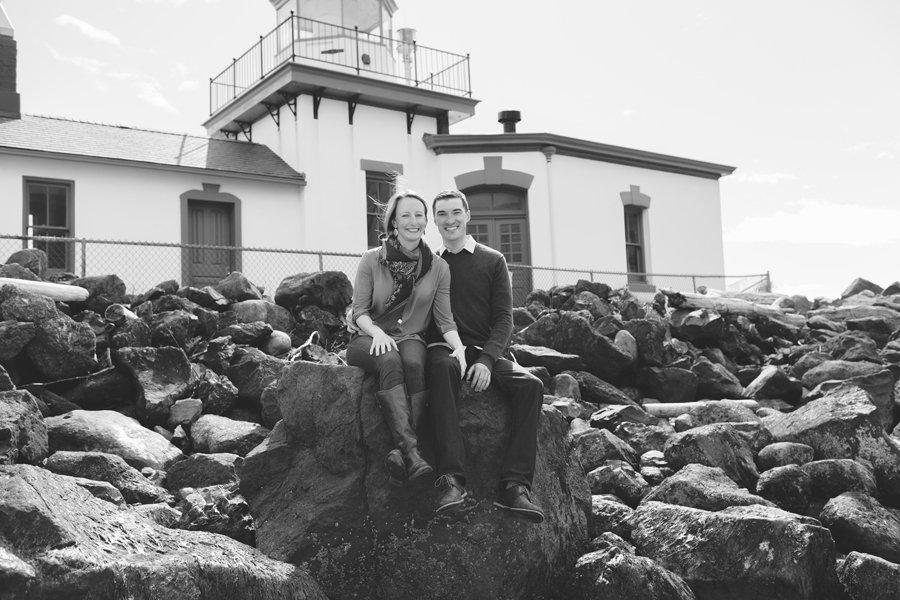 Seattle Engagement // Emily Wenzel Photography