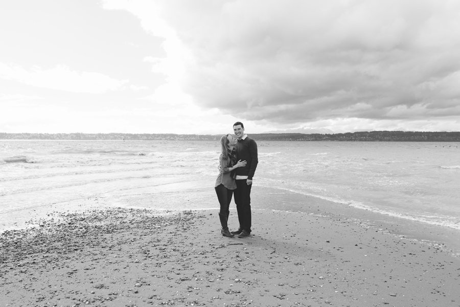 Seattle Engagement // Emily Wenzel Photography