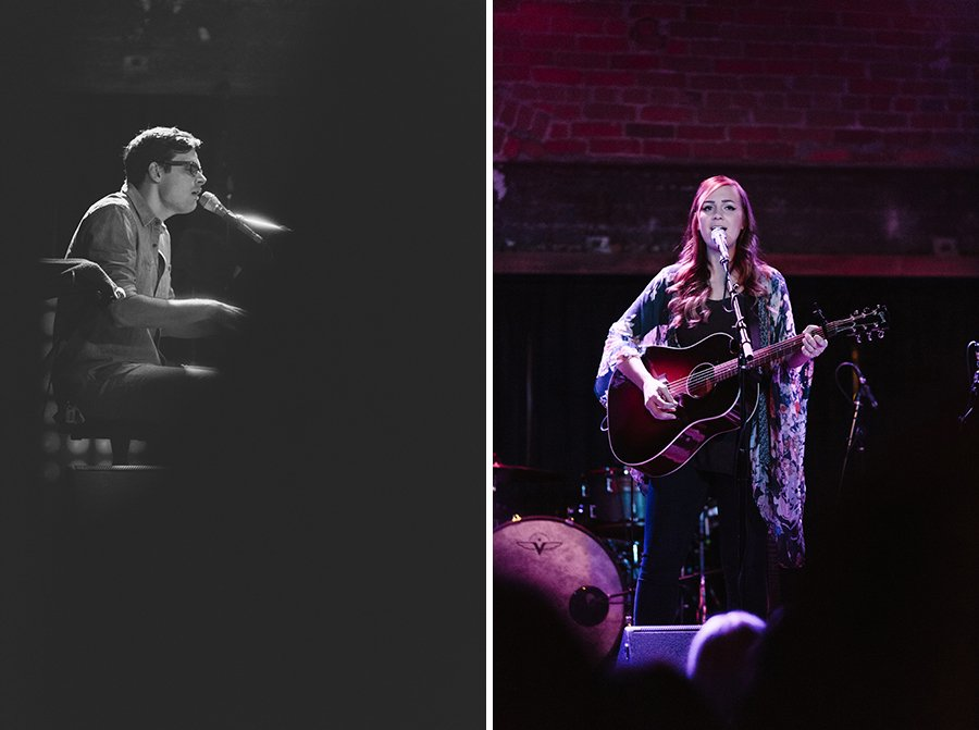 Emily Hearn at the Barlett Spokane // Emily Wenzel Photography