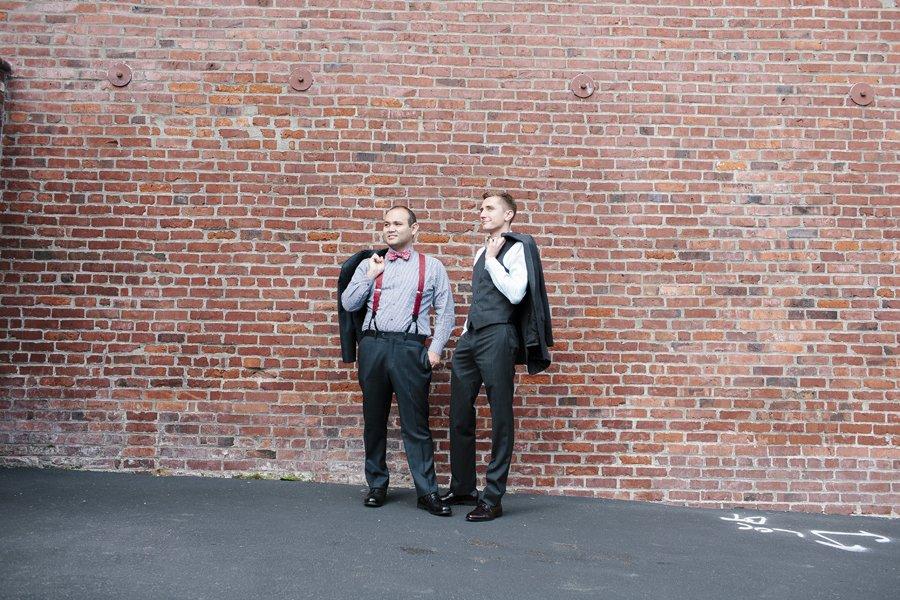 Same Sex Wedding // Emily Wenzel Photography