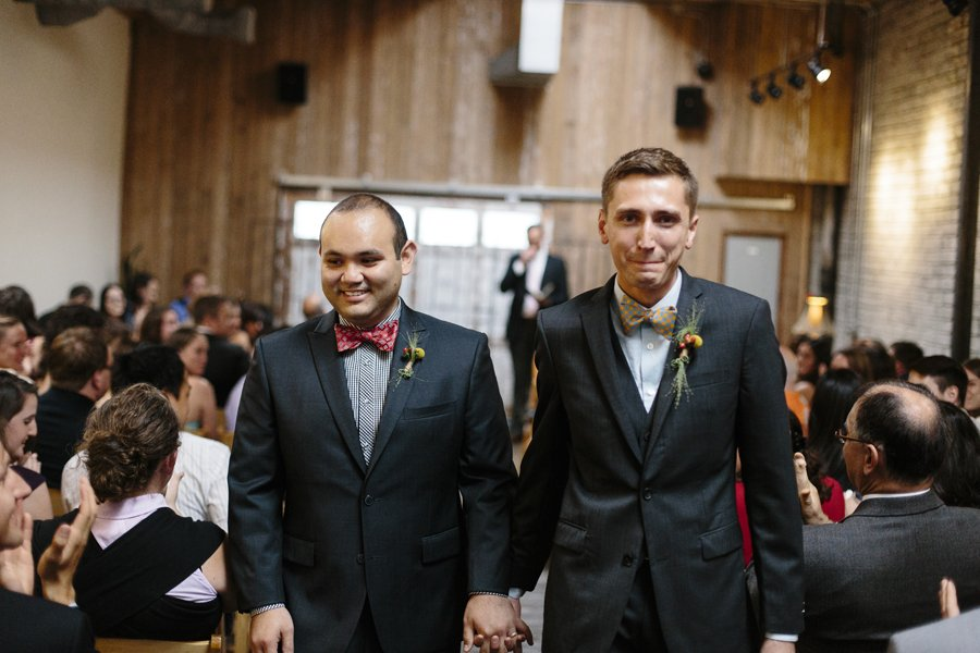 Seattle Same Sex Wedding // Emily Wenzel Photography