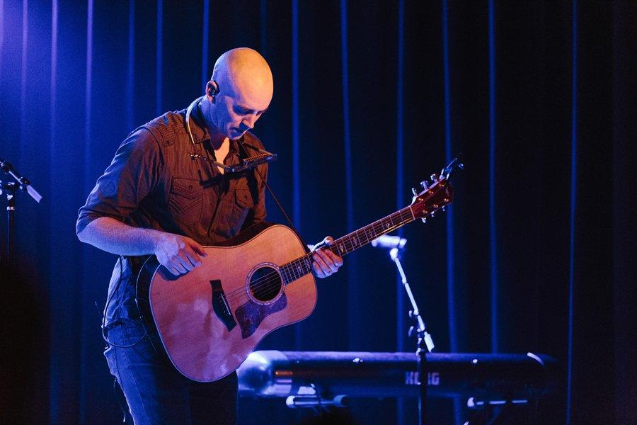 Tyrone Wells at The Bartlett // Spokane Music Photography
