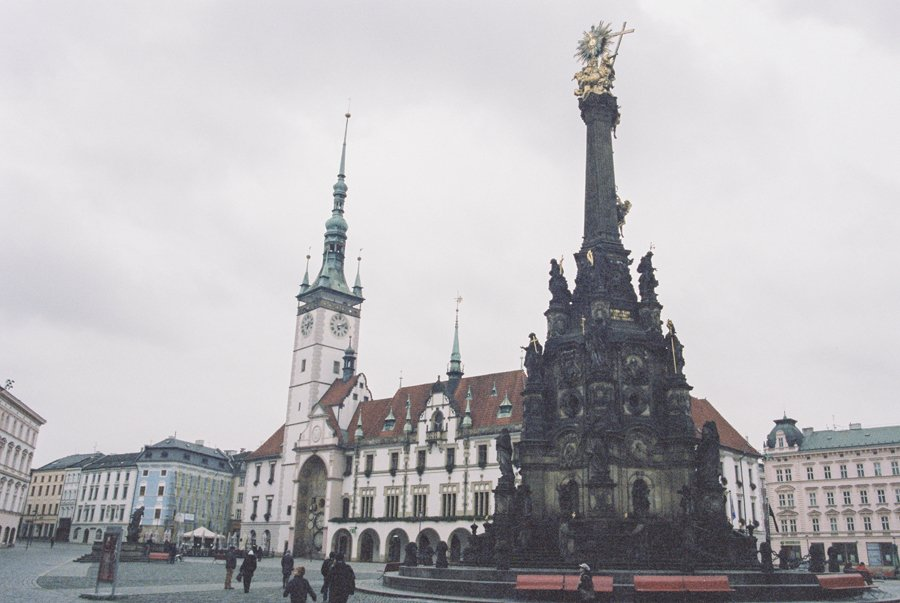 Olomouc, Czech Republic // Emily Wenzel Photography