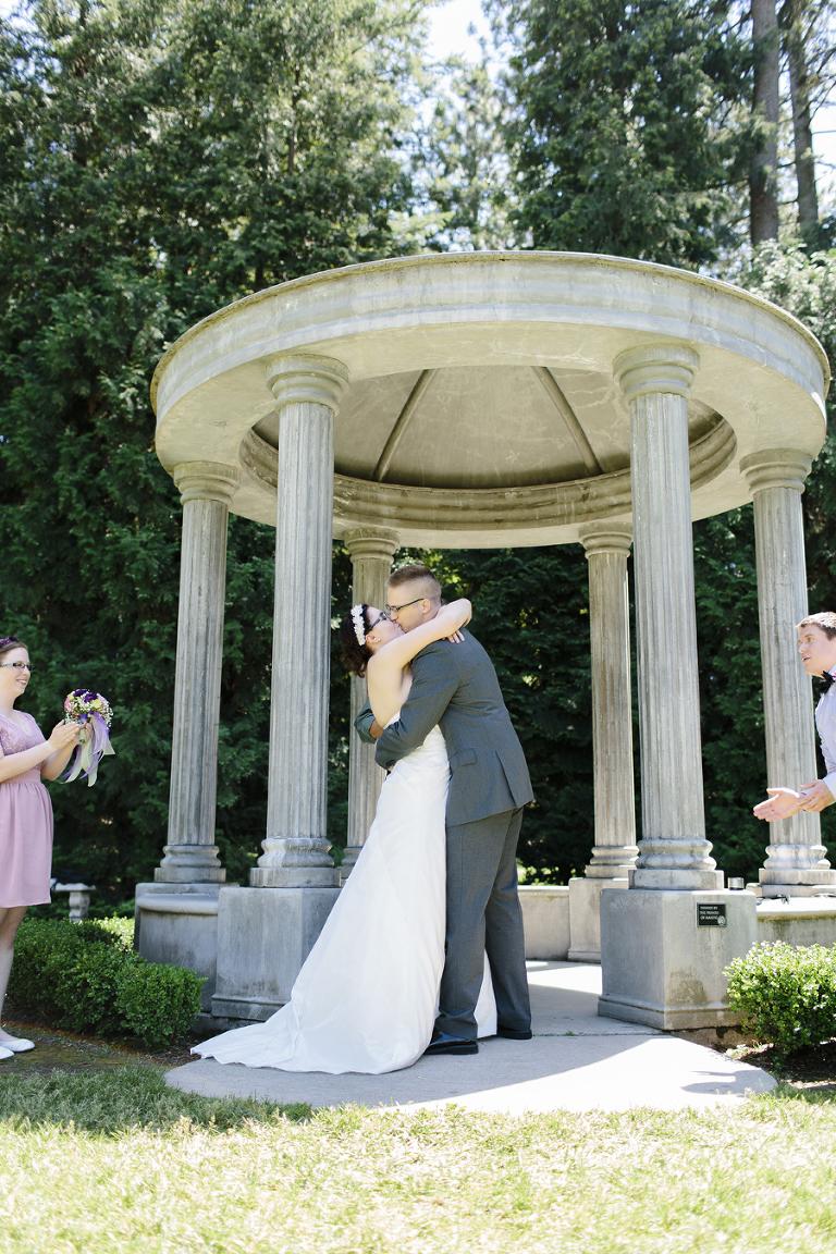Manito Garden Wedding // Emily Wenzel Photography