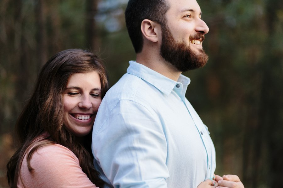 Veronica & Tom // Manito Park & South Hill Engagement Session