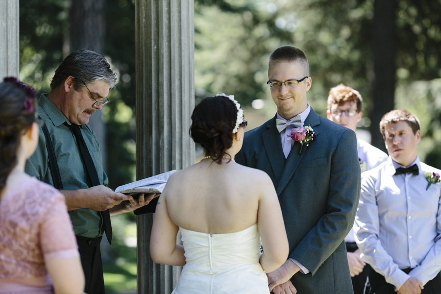 Manito Park Wedding // Emily Wenzel Photography