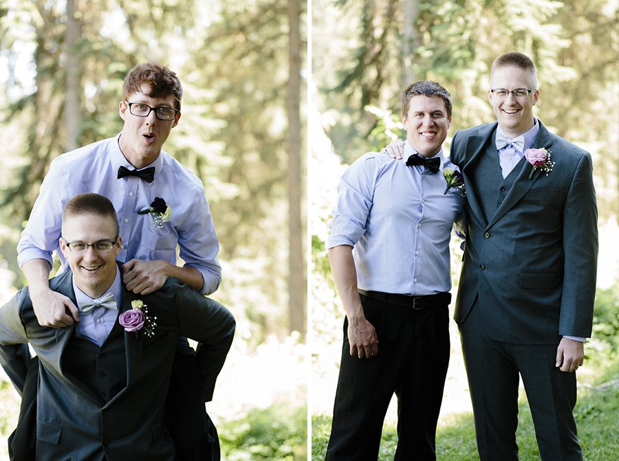 Spokane Elopement // Emily Wenzel Photography