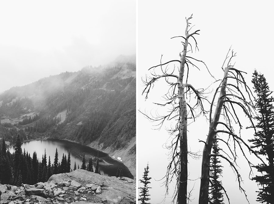 Maple Pass Loop // Emily Wenzel Photography