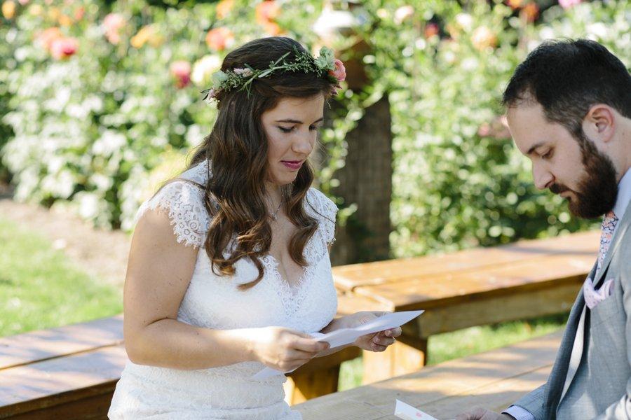 Coeur d'Alene Wedding Photographer // Emily Wenzel Photography