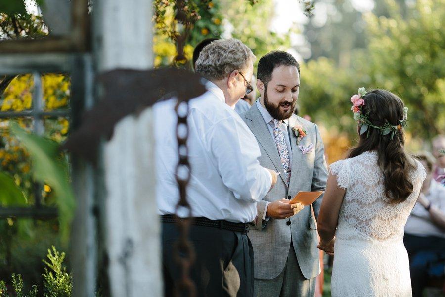 Garden Wedding Photographer // Emily Wenzel Photography