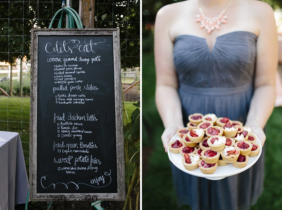 Backyard Wedding Photographer // Emily Wenzel Photography