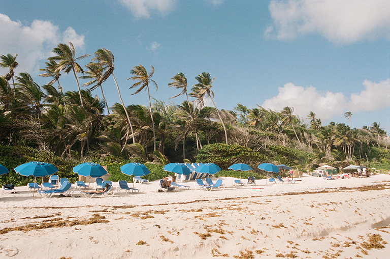Crane Beach Barbados // Emily Wenzel Photography